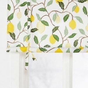Lemona Laskosverho Valkoinen