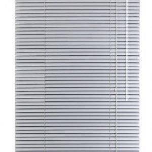 Lichtblick Sonnenschutzsysteme Alumiininen Sälekaihdin Hopeanvärinen