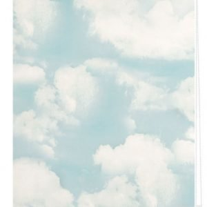 Lichtblick Sonnenschutzsysteme Pingotettava Rullaverho Pilvet Sininen