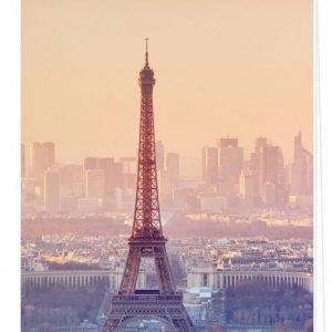 Lichtblick Sonnenschutzsysteme Rullaverho Eiffel Torni Oranssi