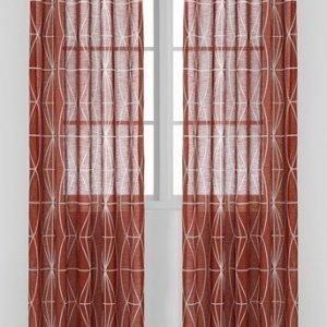 Redlunds Rengasverhot 2-Pakkaus Terrakotta