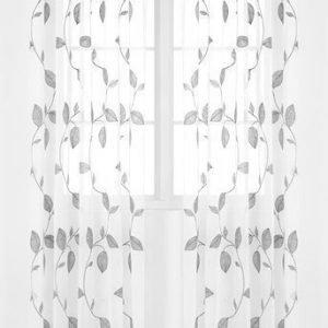 Redlunds Rengasverhot 2-Pakkaus Valkoinen Harmaa