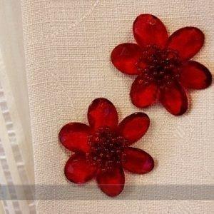 Tg Verhomagneetti Punainen Kukka