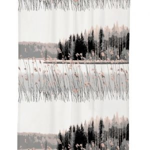 Vallila Hiljaisuus Verho Rose 140x250 Cm