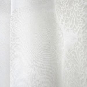 Vallila Hiutale Fancy Verho White 140x240 Cm