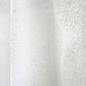 Vallila Hiutale Fancy Verho White 140x240 Cm