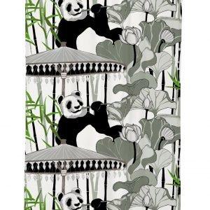 Vallila Pandaherra Verho Harmaa