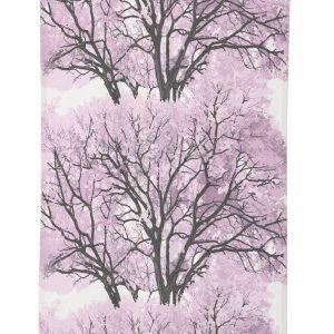 Vallila Populus Verho Pink 140x250 Cm