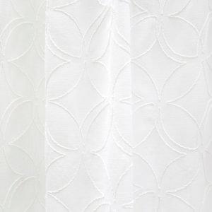 Vallila Sirius Verho Valkoinen 140x250 Cm