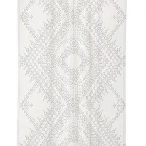 Vallila Traditio Fancy Verho White 140x250 Cm