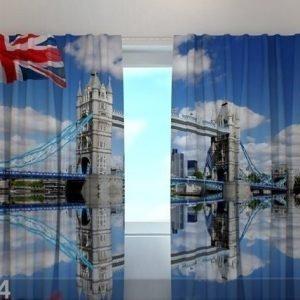 Wellmira Pimentävä Verho London Bridge 240x220 Cm
