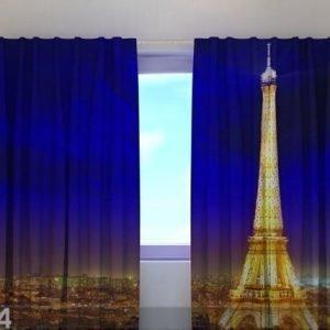Wellmira Puolipimentävä Verho Glitter Paris 240x220 Cm