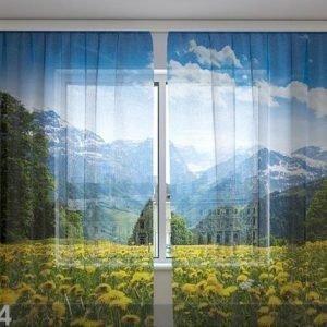 Wellmira Sifonki-Kuvaverho Alps 240x220 Cm