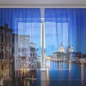 Wellmira Sifonki-Kuvaverho Evening Venice 240x220 Cm