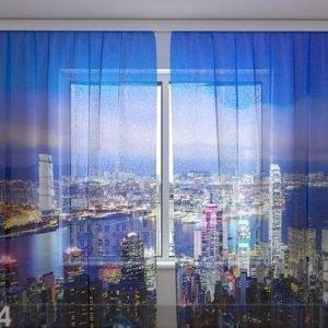 Wellmira Sifonki-Kuvaverho Hong Kong 240x220 Cm