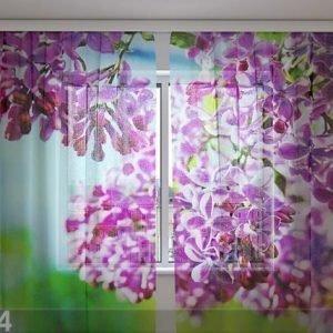 Wellmira Sifonki-Kuvaverho Lilac May 240x220 Cm