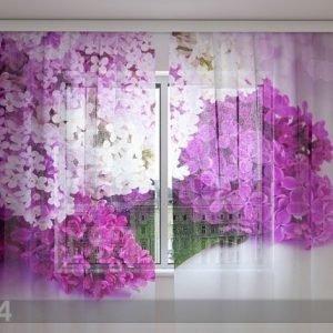 Wellmira Sifonki-Kuvaverho Paris Lilac 240x220 Cm