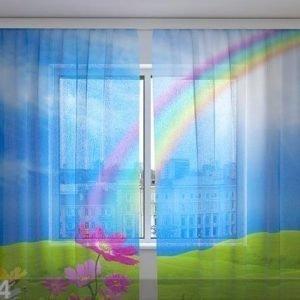 Wellmira Sifonki-Kuvaverho Rainbow 240x220 Cm
