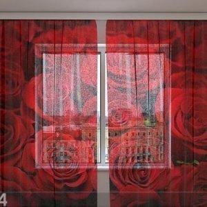 Wellmira Sifonki-Kuvaverho Roses 2